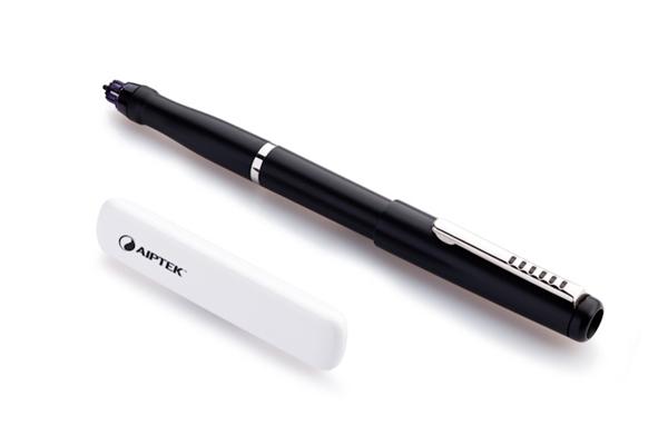 Der My Note Pen von Aiptek ist zu Apples iPad kompatibel.