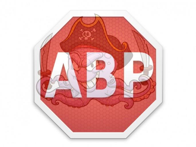 adblock plus logo krake