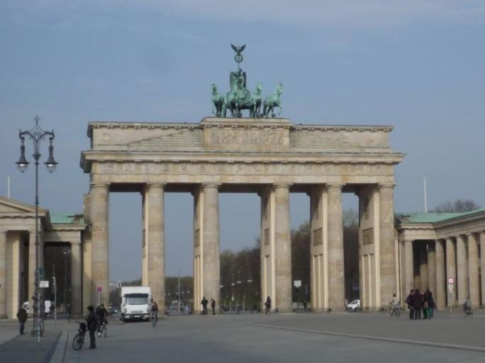 Brandenburger Tor (Bild: Peter Marwan)