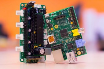 Bucaneer-Steuerung per Raspberry Pi
