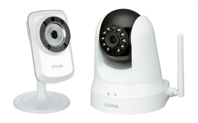 D-Link DCS-933L und DCS-5020L