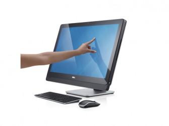 Dells All-in-One-PC XPS One 27 ist künftig ebenfalls mit der neuen Core-i-Generation ausgestattet (Bild: Dell).