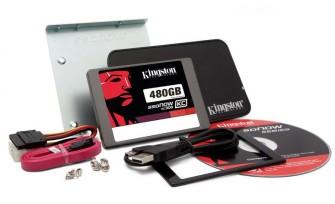 Kingston-SSD KC400 480 GByte