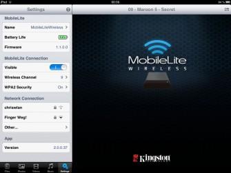 kingston-mobilelite-iOS-App