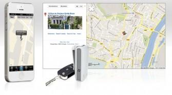 Mit dem Nio-Tag und der passenden App lässt sich schnell ein verlorenes iPhone or iPad wiederfinden.