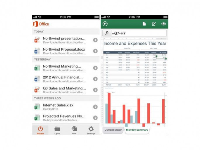 office-mobile-app-screenshots
