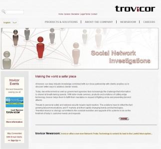 trovicor-website