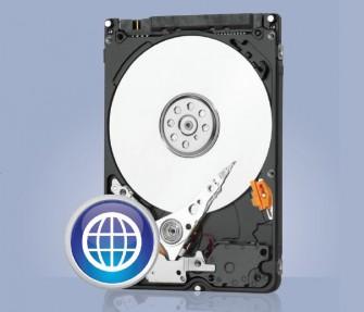 WD-TByte-Harddisk mit 7 Millimetern Bauhöhe