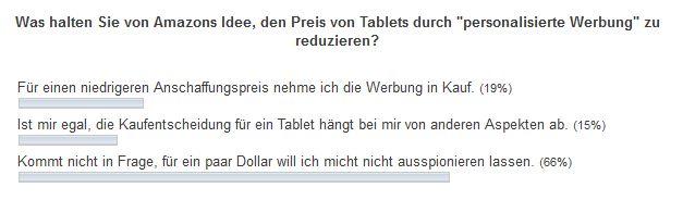 amazon-werbefinanziertes-tablet