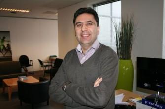 Crowdroaming-Gründer Domayun Zahidi