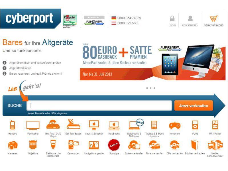 Cyberport Lockt Mit Rabattaktion Auf Apple Produkte Itespresso De