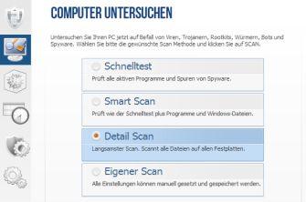 Emsisoft Antimalware-Scan