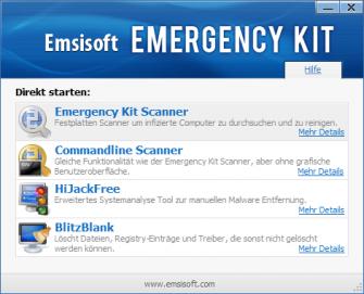 emsisoft-emergency-kit-menu
