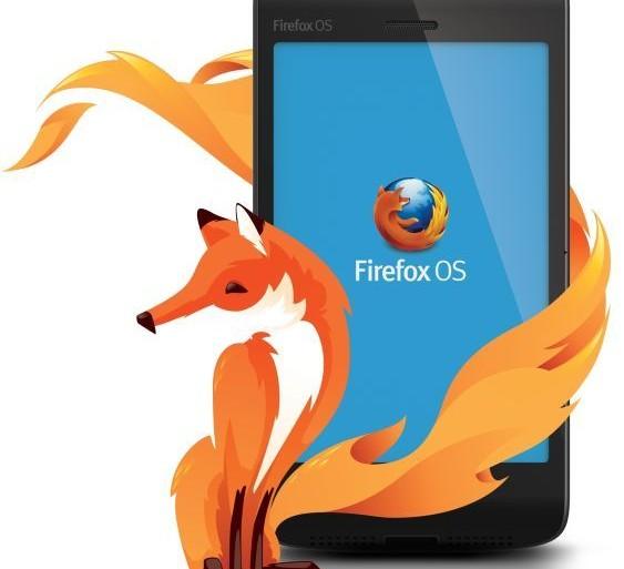 Firefox OS Smartphone (Bild: Mozilla)