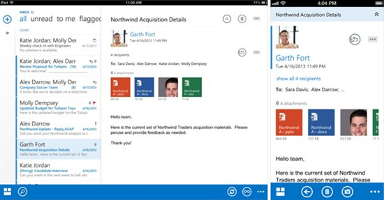 Outlook-Web-App-Clients
