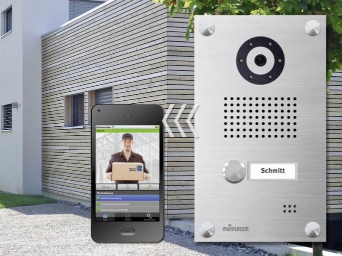 Myintercom macht Smartphones zur Gegensprechanlage - ITespresso.de