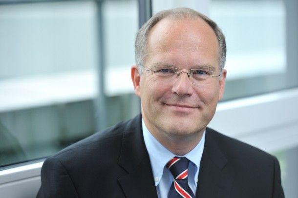 Rainer Zinow, SAP