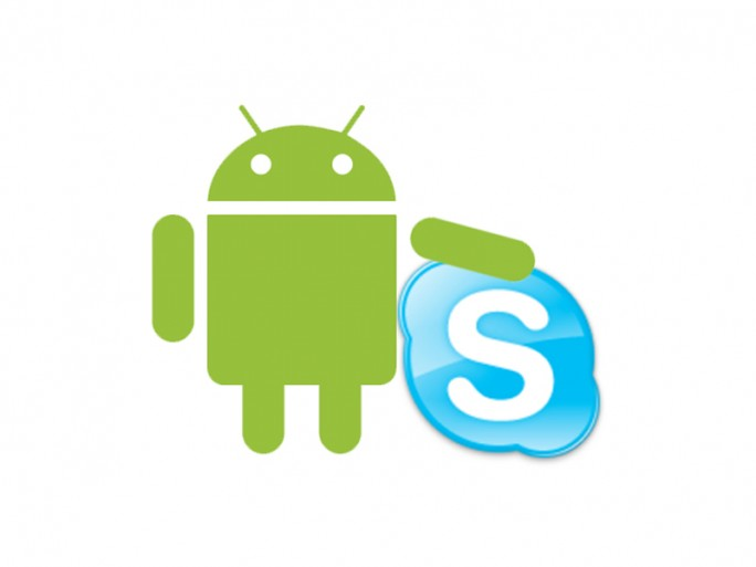 Skype für Android (Grafik: ZDNet)