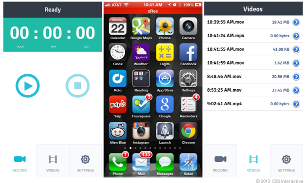 app-xrec