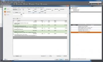 Lexware business pro Auftragsverwaltung