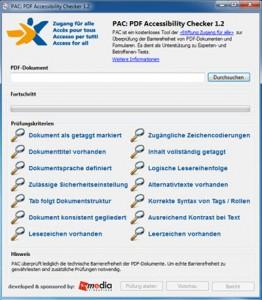 PDF Accessibility Checker
