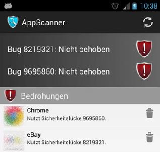 SRT-Appscanner