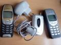 Alte Handys (Bild: Peter Marwan)
