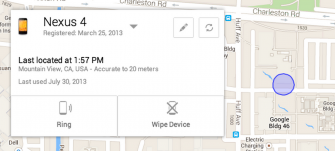Android Device Manager