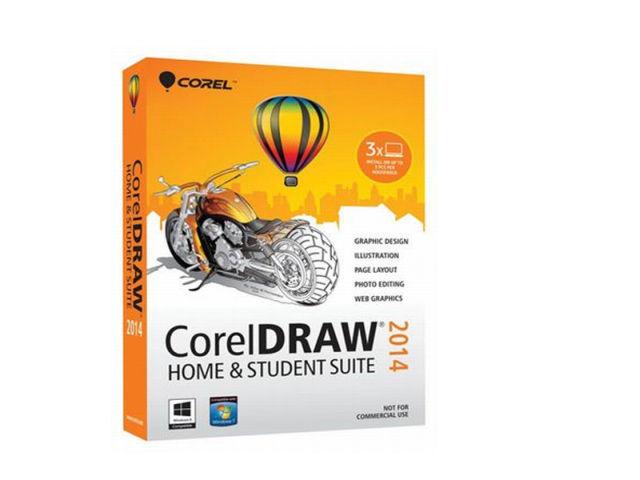 Coreldraw Home&Student 2014