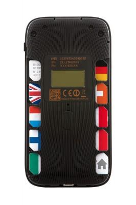 Uros Goodspeed mit Landes-SIMs