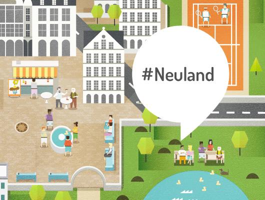Google-Neuland