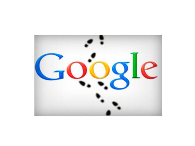 Google Spuren