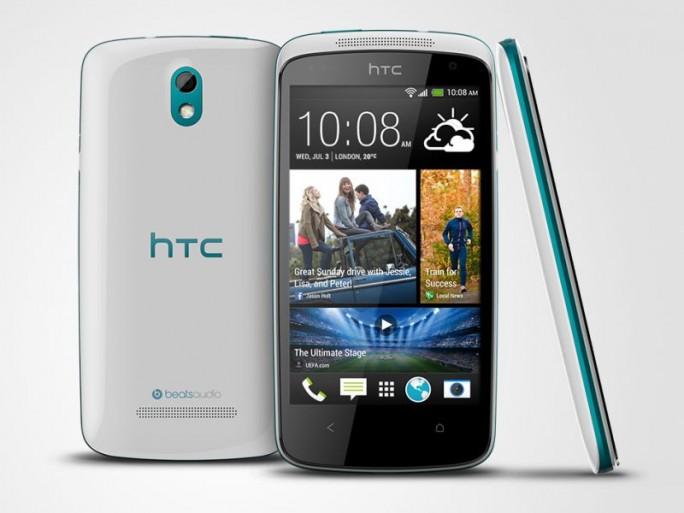 HTC baut Smartphones nach Niederlage im Patentstreit gegen Nokia um (Bild: HTC).