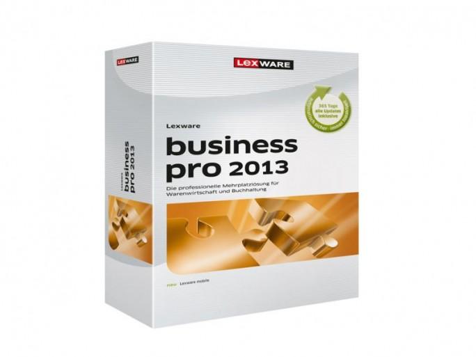 Lexware Business Pro Packshot