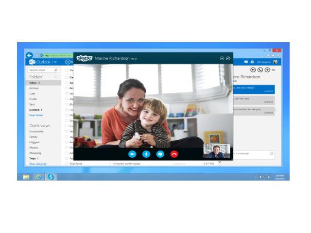 Outlook-skype-Integration