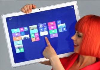 Panasonic-4K-Tablet zur IFA