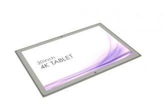 Panasonics 4K-Tablet