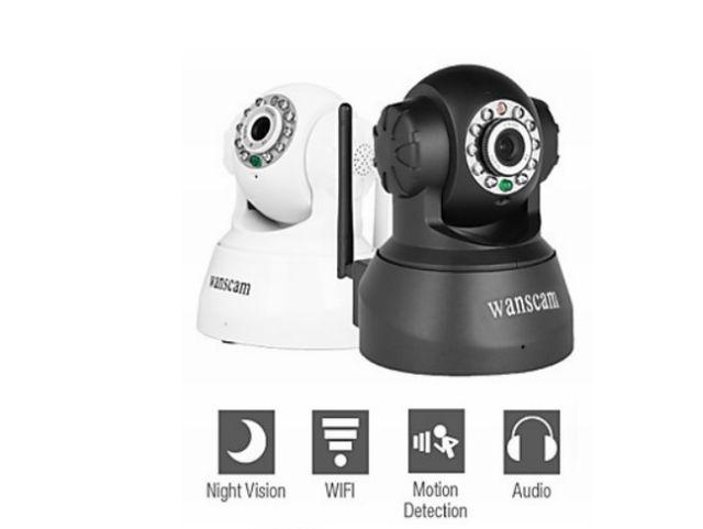 Wanscan-IP-Kamera
