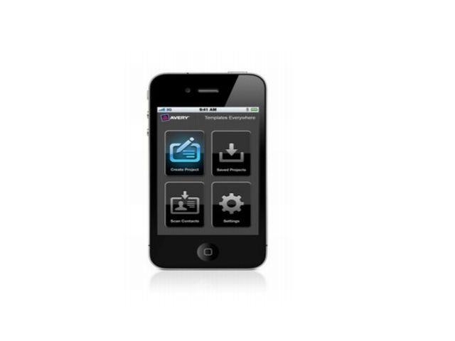 Zweckform Verschenkt App Zum Etikettendruck