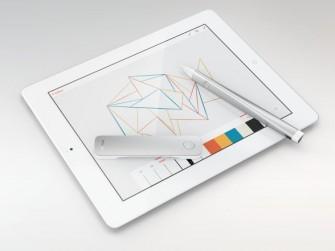 Mighty und Napoleon - Zeichenwerkzeuge für das iPad (Bild: Adobe)