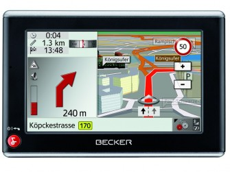 Becker Traffic Assist Z205