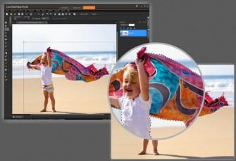 PaintshopProX6 - Automatische Auswahl