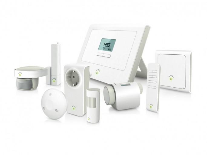 RWE SmartHome Produktfamilie (Bild: RWE)