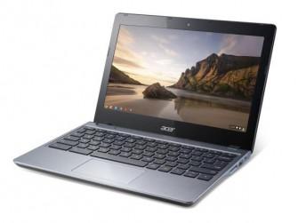 Bisher noch namenloses neues Acer-Chromebook (Bild: Google)