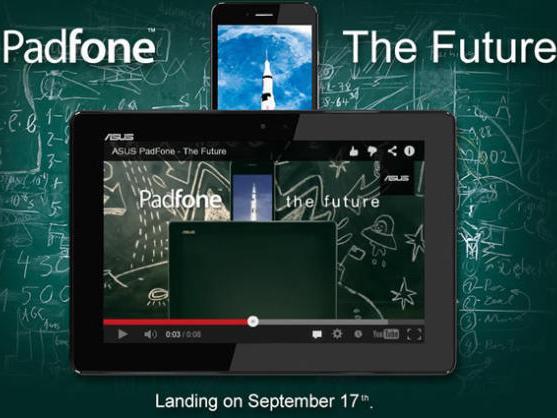 Einladung zur Vorstellung des insgesamt bereits vierten Asus Padfone (Bild: via Engadget)