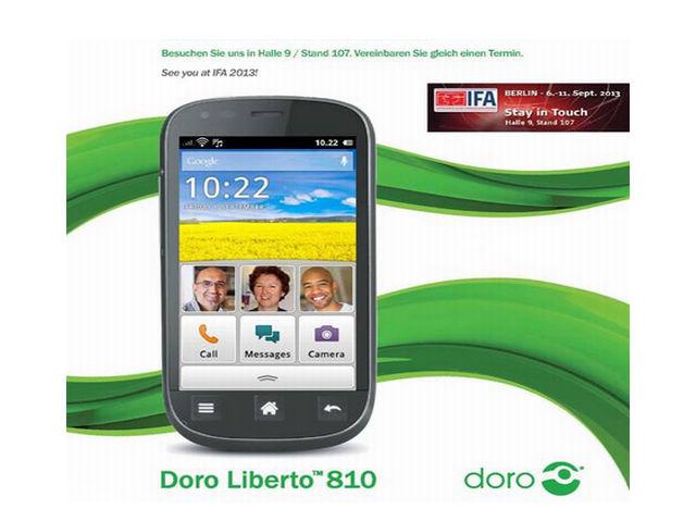 Doro Lliberto 810