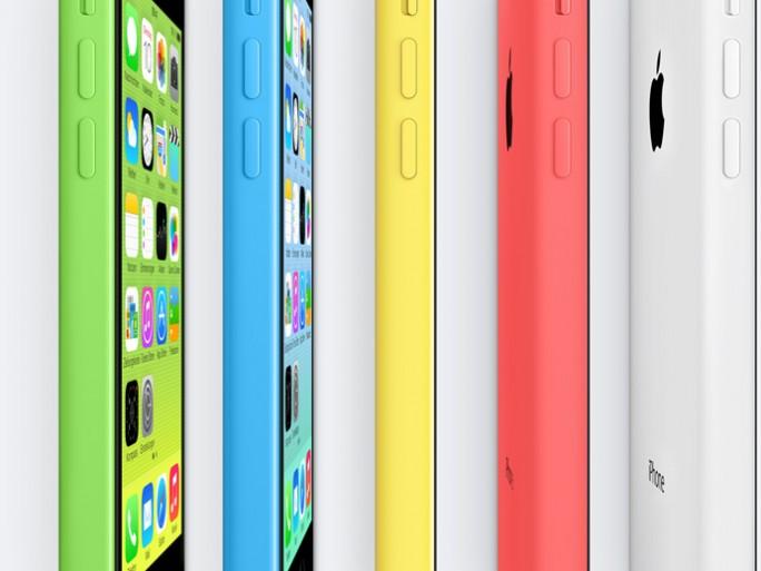 iPhone 5c (Bild: Apple)