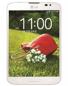 Das 5,2-Zoll-Display dess LG Vu bietet eine 4:3-Auflösung von 1280 mal 960 Bildpunkten (Bild: LG).