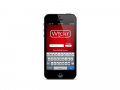 Wickr-Logo Bildschirm Android (Bild: Wickr)