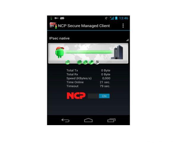 NCP Andrpoid-VPN